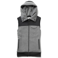 Burton Starr Vest true black heather