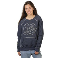 Gravity Connie Crew indigo heather