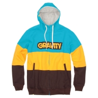 Gravity Contra turquoise/yellow