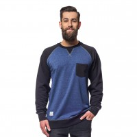 Horsefeathers Omega heather navy