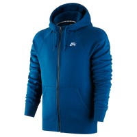 Nike SB Icon Full-Zip blue force/white