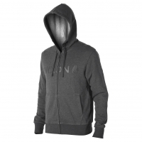 Nixon Nexus Zip Hood black heather