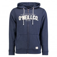 O'Neill Pch Daily Full Zip Hoodie ink blue