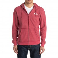 Quiksilver Everyday Heather Zip american beauty