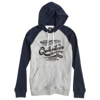 Quiksilver Honeyton light grey heather