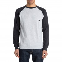 Quiksilver Major Block Crew anthracite