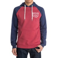 Quiksilver Major Block Hoodie Screen american beauty