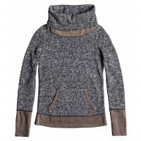 Roxy Surf City charcoal heather