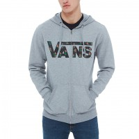 Vans Classic Zip concrete heather