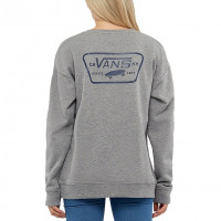 Vans Full Patch Plus Crew grey heather