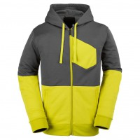 Volcom Retrospec Fleece citronelle green