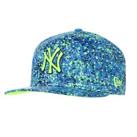 New Era New York Yankees 9Fifty Denspec. blue fanatic/yellow