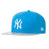 New Era New York Yankees 9Fifty Popheath blue/grey