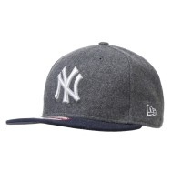 New Era New York Yenkees 9Fifty Team M. grey/black