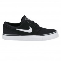 Nike SB Stefan Janoski Gs black/white-gum med brown