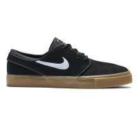 Nike SB Zoom Stefan Janoski black/white-gum light brown