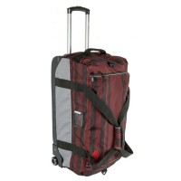 Nitro Team Duffle Xl Wheelie red stripes
