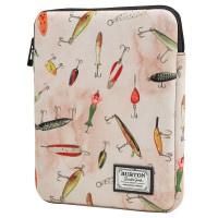 Burton Tablet Sleeve fishing lures print