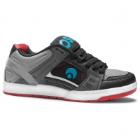 Osiris Jos 1 black/red/cyan