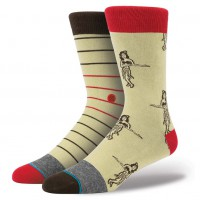 Stance Tiny Dancer yellow