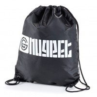 Nugget Logo Benched Bag solid black