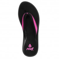 Reef Movement black/hot pink