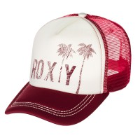 Roxy Truckin deep red