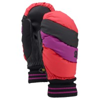 Burton Wms Warmest Mitt tropic/grapeseed/true black