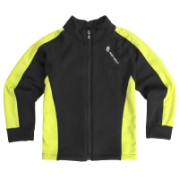 Sensor Multistretch Kids black/lime