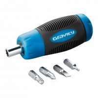 Gravity Wrench Tool black/blue