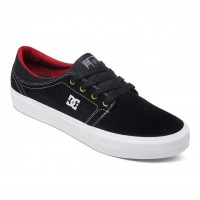 DC Trase S black/white/true red