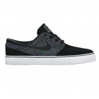 Nike SB Zoom Stefan Janoski black/black-white-medium olive