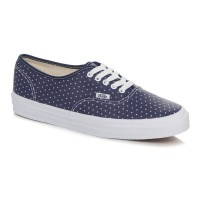 Vans Authentic Slim micro hea dress blues/true white