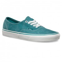 Vans Authentic washed teal