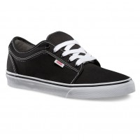 Vans Chukka Low black/white