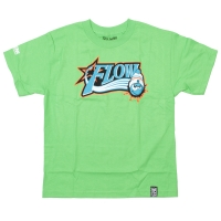 Flow Mascot Youth lime