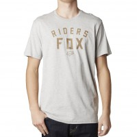 Fox D.t.r. heather grey