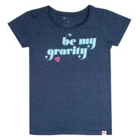 Gravity Be My Gravity indigo heather