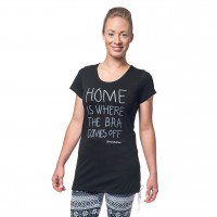 Horsefeathers Home black