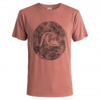 Quiksilver Garment Dyed Sunset Tunels mahogany