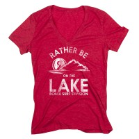 Ronix On The Lake heather red