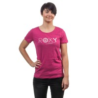 Roxy Basic Crew G berry heather