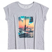 Roxy New Crew C heritage heather