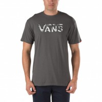 Vans Classic Logo Fill charcoal/spider wash