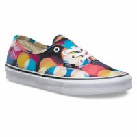 Vans Authentic flashing lights black/trwt