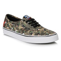 Vans Authentic nintendo duck hunt/camo