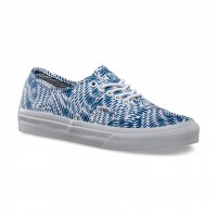 Vans Authentic Slim mixed geo navy