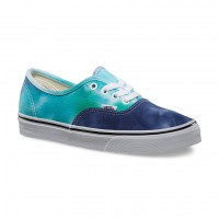 Vans Authentic tie dye navy/turquoise