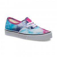 Vans Authentic tie dye pink/blue