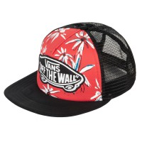 Vans Beach Girl Trucker dubarry
